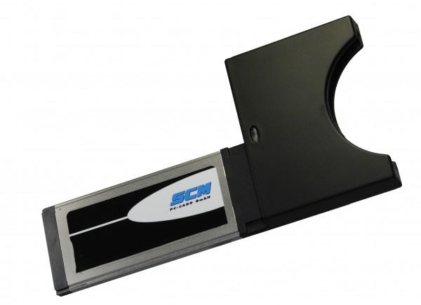 SCM ADE-ExpressCard 34 Cardbus Adapter 32bit für Siemens CP-5512 und Cardbus Karten 32bit