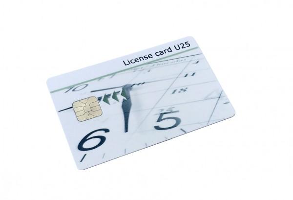 CHIPDRIVE Zeiterfassung Time Recording / Lizenzkarte, zusätzliche Lizenzen für Zeiterfassung