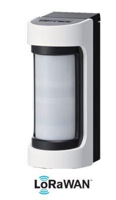 LoRa SVX12AM-L Dual Weitwinkel-Sensor 90° für den Außenbereich
