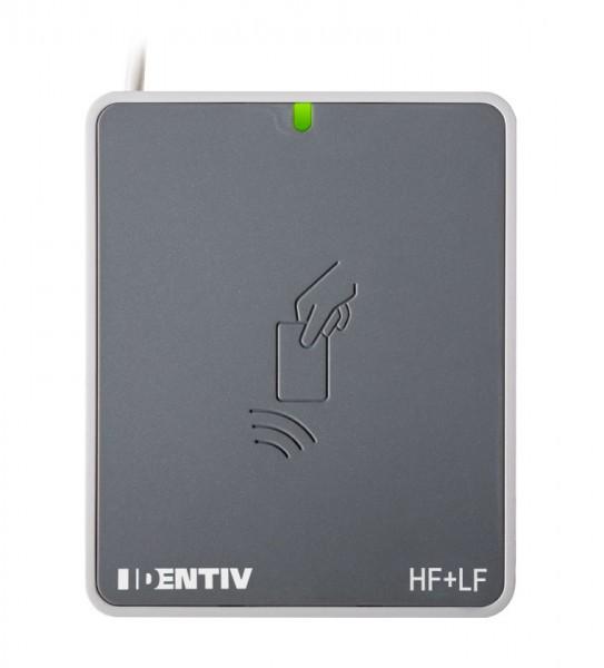 SCL uTrust 3720 F 13.65 MHz HF & 125 kHz LF USB RFID Desktop Reader für kontaktlose Karten / Token