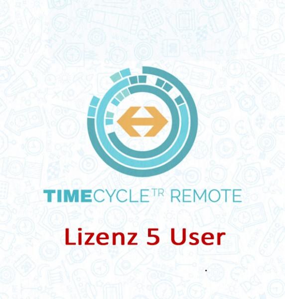 Timecycle Remote APP für Chipdrive Timerecording für Android & IOS
