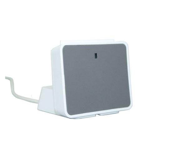 SCR uTrust 2700 F Smart card Leser / Chipkarten Leser USB 2.0 CCID mit Standfuss, upgradable Firmware
