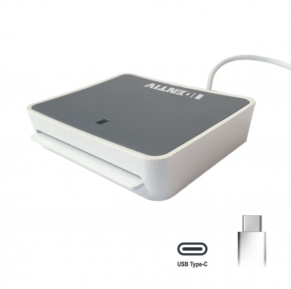 SCR uTrust 2700 F Smart Card Leser USB C - OnlineBanking / DATEV Applikationen