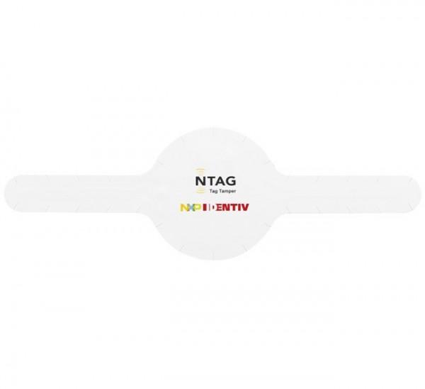 NTAG 213 TT / 5 Stück / NFC Tag Typ 2 NXP / ISO14443A