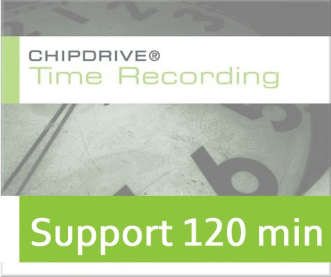 TimeRecording Support 120 min
