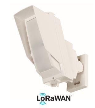LoRa SHX24AM-L Hochmontierter Mehrgelände PIR sensor für den Außenbereich 24 Meter