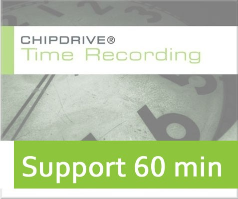 TimeRecording Support 60 min