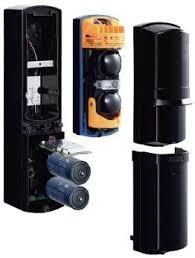 SSL100QF-L 4-Kanal-Strahlungsfrequenz Lichtschrankensensor für den Außenbereich 100 Meter LORA Netzw