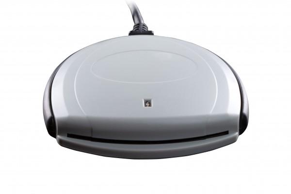 SCR 3310 v2.0 - SCM USB SmartCard Leser (auch für 1,8V) - ideal für OnlineBanking / sicherer Zugang